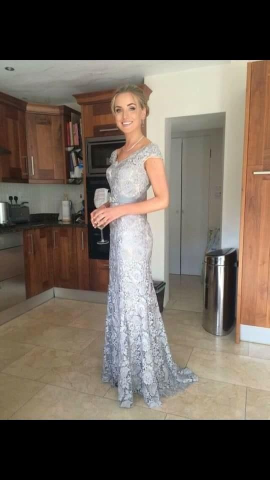 Debs Silver Dresses