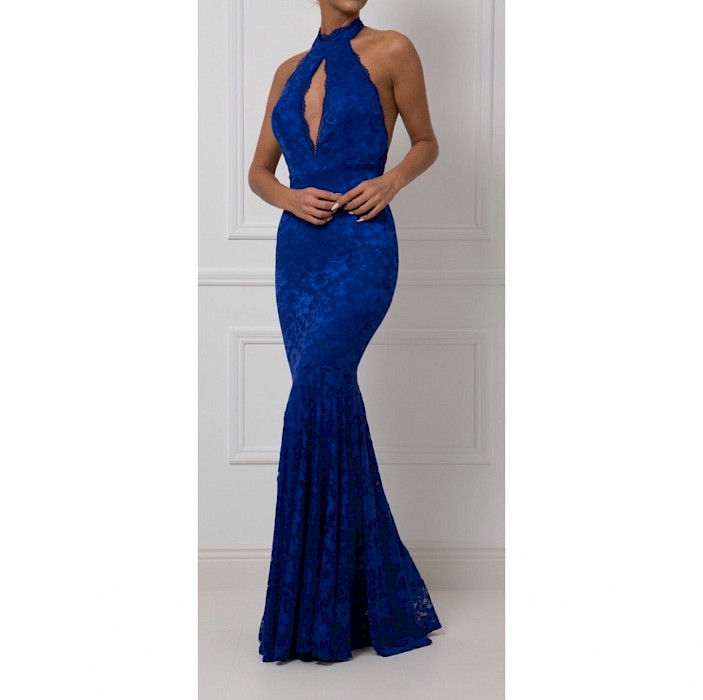 6e285a28f7 Royal Blue Debs Dress